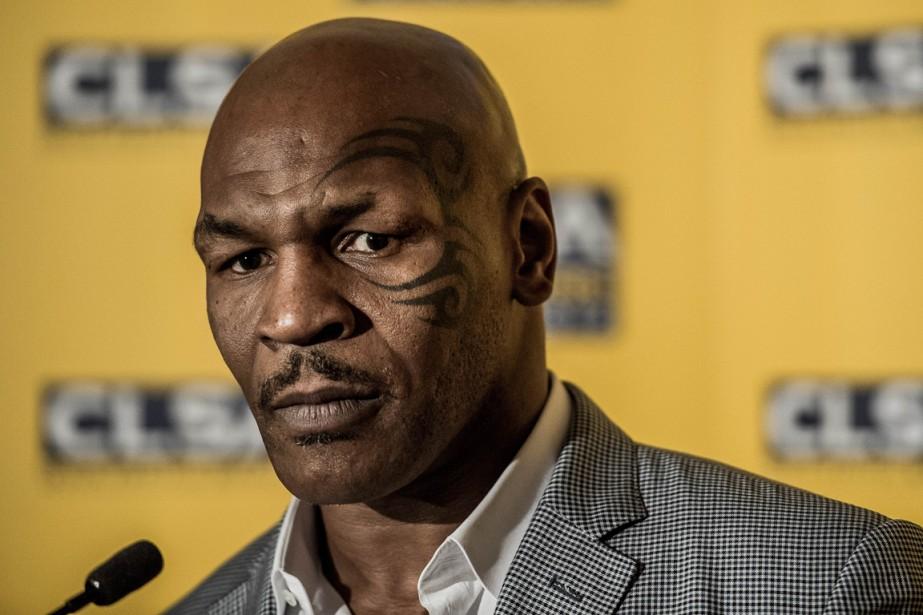 Mike Tyson... (Photo Philippe Lopez, AFP)