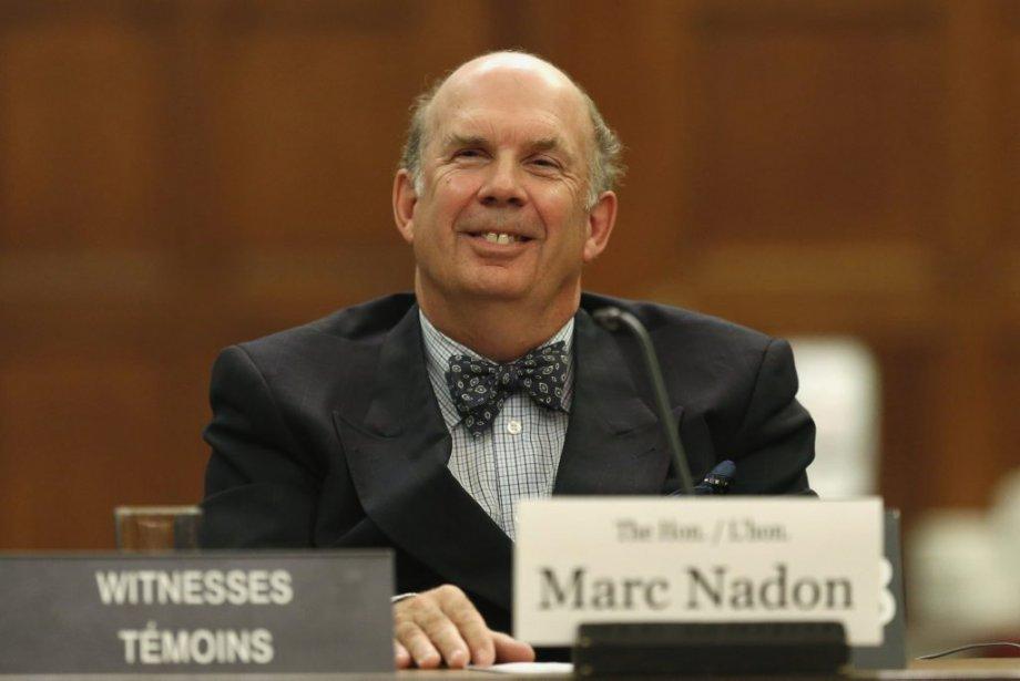 «Si le juge Nadon (photo) habite depuis plus... (PHOTO CHRIS WATTIE, REUTERS)