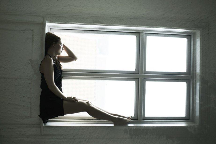 L'incidence des problèmes de santé mentale chez 509 jeunes... (Photos.com)