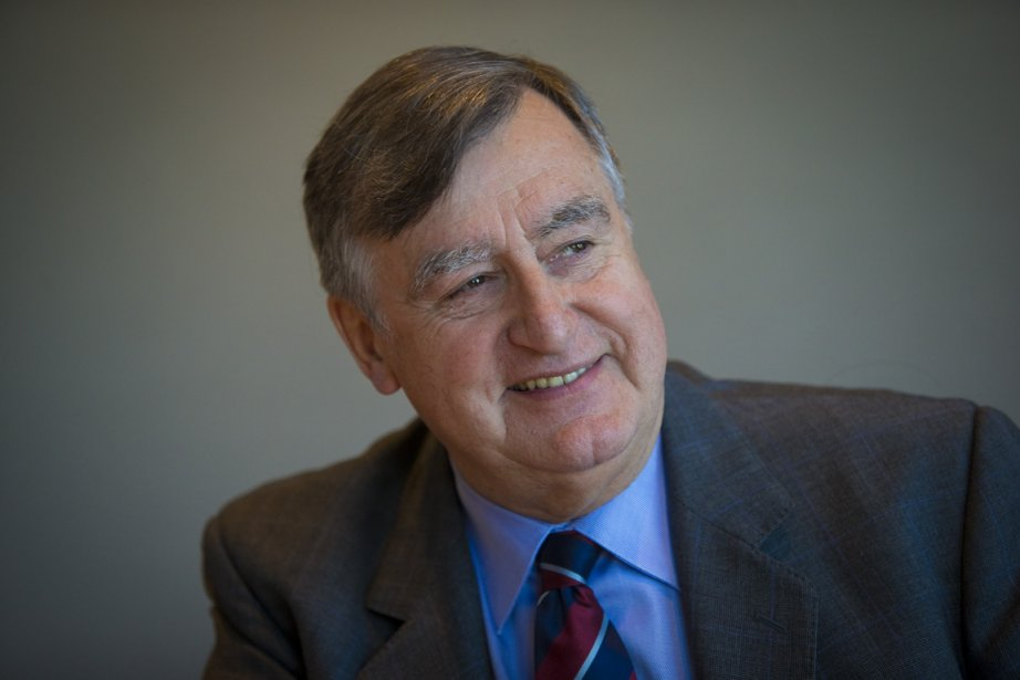 L'ex-premier ministre Lucien Bouchard... (Photo)