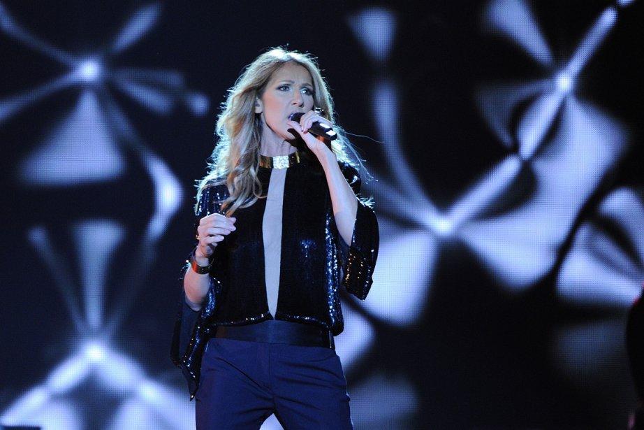 Céline Dion... (Photo  Jean-Marie Villeneuve, Le Soleil)