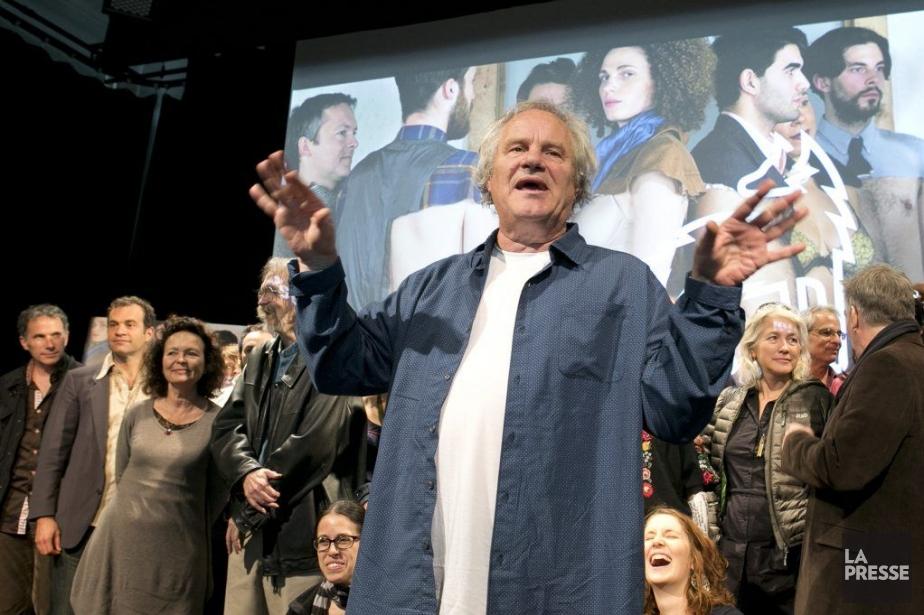 Claude Chamberlan est heureux que son festival témoigne... (PHOTO HUGO-SÉBASTIEN AUBERT, LA PRESSE)