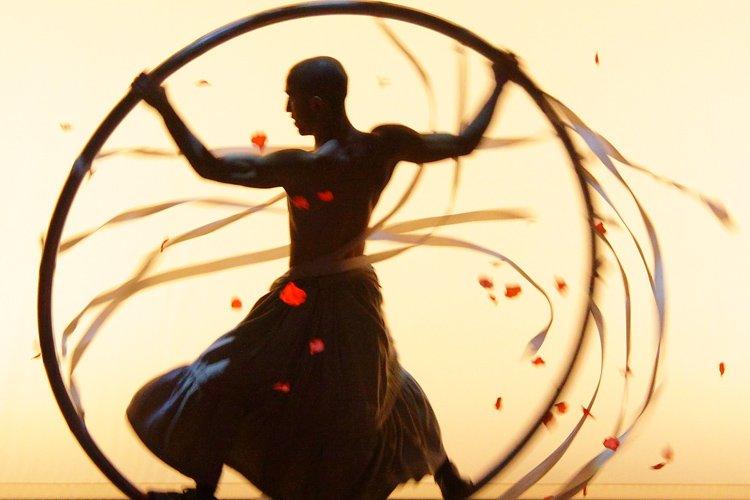 La pièceDonka, une lettre à Tchekhov, spectacle acrobatique... (Photo fournie par la production)