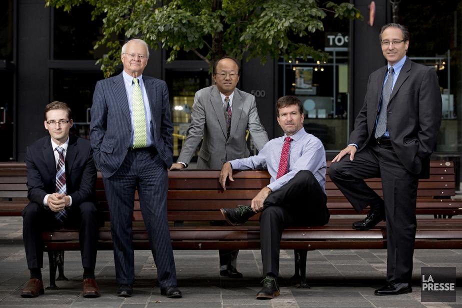 Nos cinq experts invités sont tous des gestionnaires... (PHOTO DAVID BOILY, LA PRESSE)