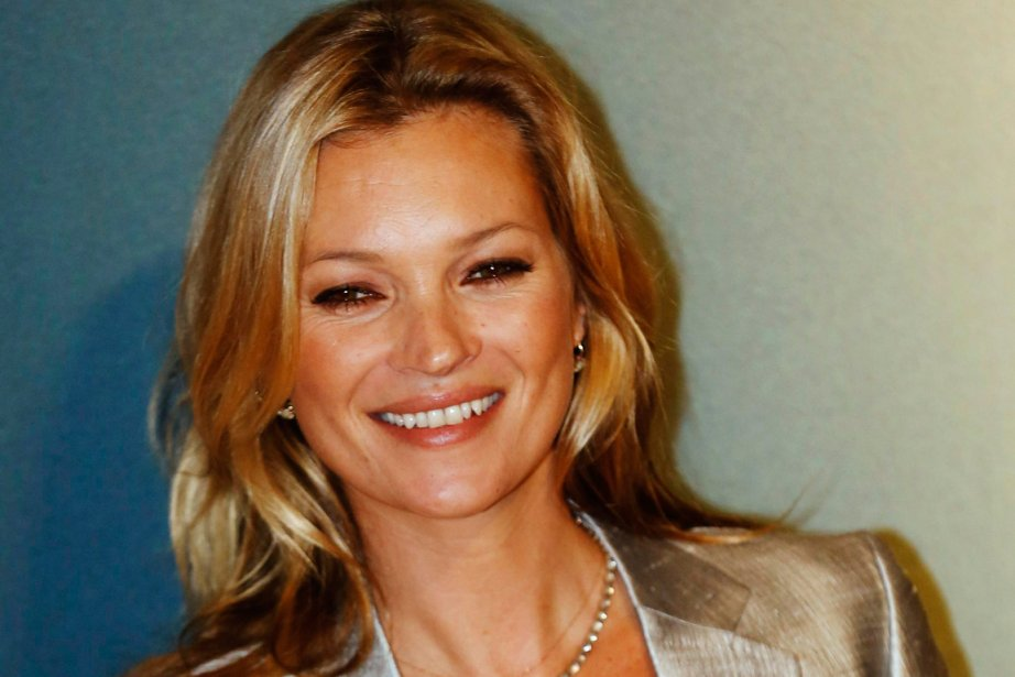 Kate Moss... (Photo archives Reuters)