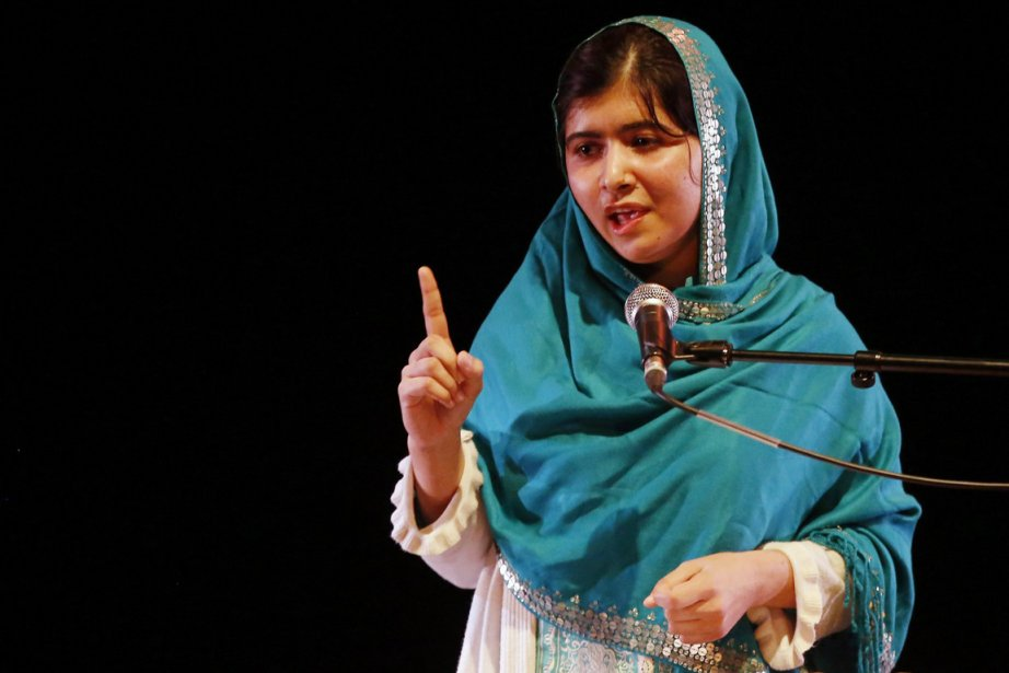 Malala est devenue un symbole mondial de la... (PHOTO LUKE MACGREGOR, REUTERS)