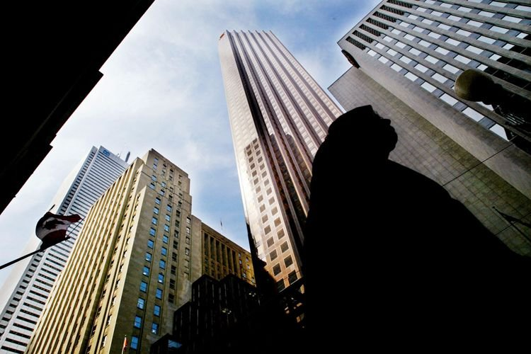 La Banque de Montréal ( (PHOTO ARCHIVES LA PRESSE CANADIENNE)