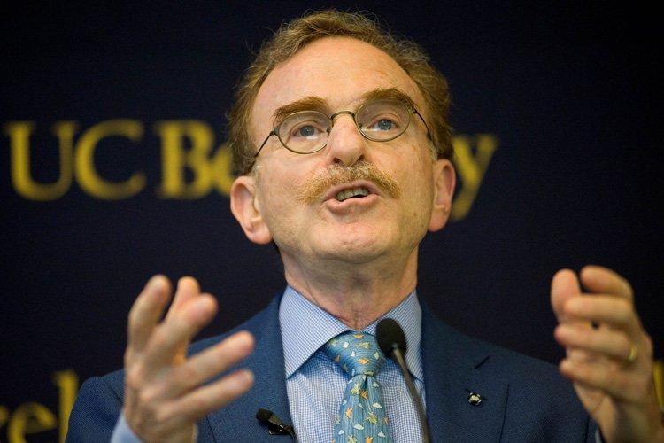 Le professeur Randy Schekman a souligné l'importance des... (Photo: AFP)