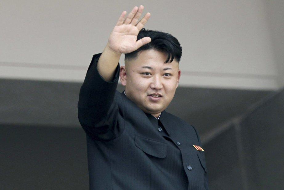 Le jeune dictateur nord-coréen Kim Jong-un.... (PHOTO WONG MAYE-E, ARCHIVES AP)