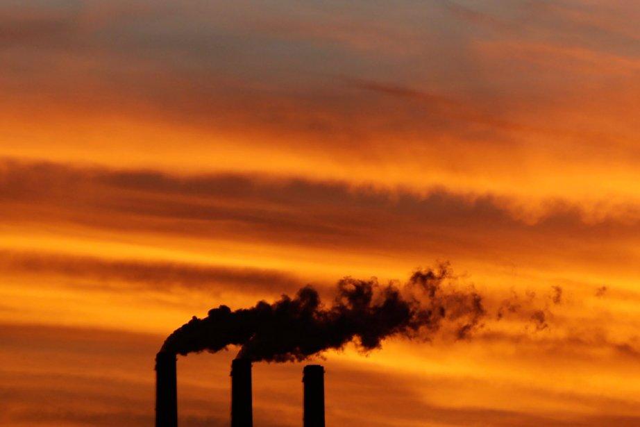 Dans un scénario d'émissions de gaz à effet... (PHOTO CHARLIE RIEDEL, AP)