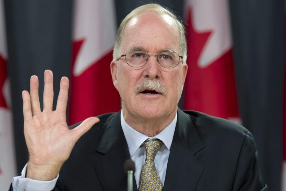Le commissaire aux langues officielles du Canada, Graham... (LA PRESSE CANADIENNE)