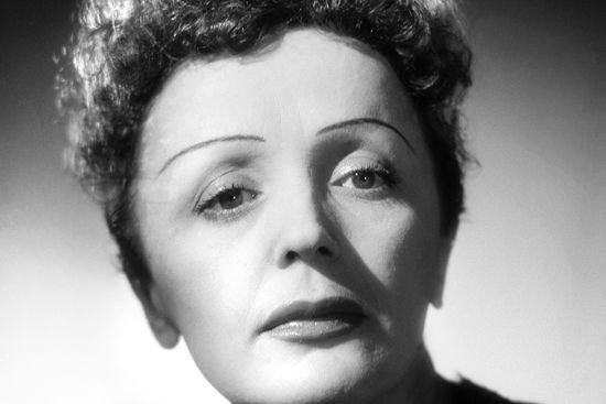 Édith Piaf... (Archives AFP)