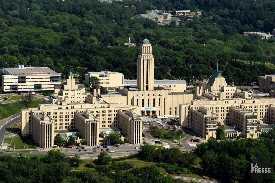 L'Université de Montréal.... (Photothèque Le Soleil)