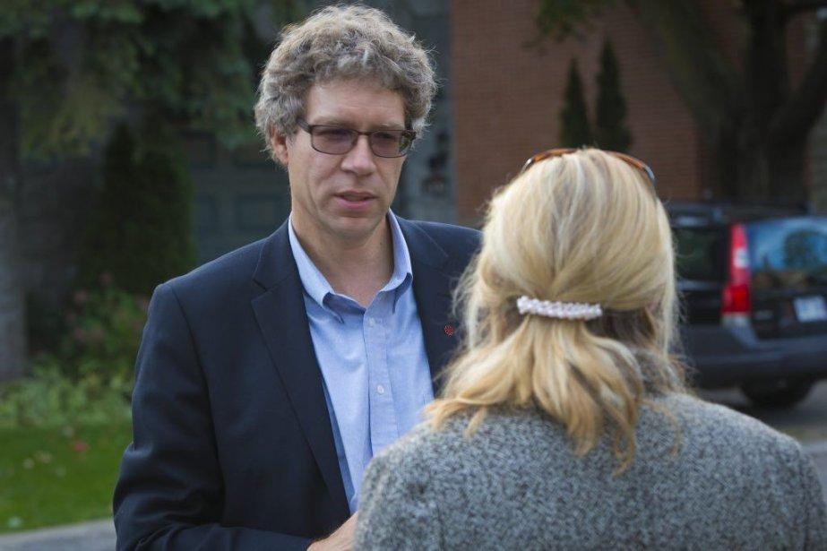 Russell Copeman... (Photo André Pichette, La Presse)