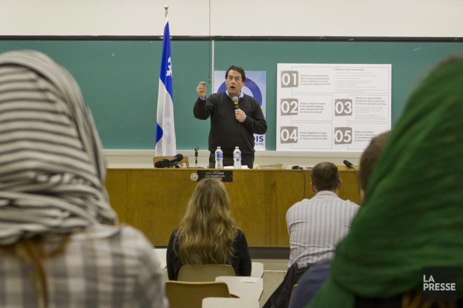 L'interdiction des signes religieux va à l'encontre de... (Photo Ivanoh Demers, archives La Presse)