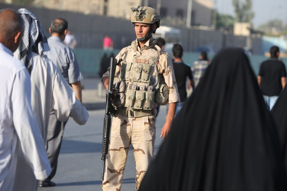 Les forces de sécurité sont régulièrement prises pour... (Photo Ahmad Al-Rubaye, Archives AFP)