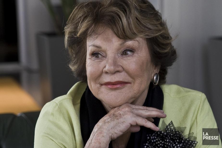Janette Bertrand... (Photo archives La Presse)