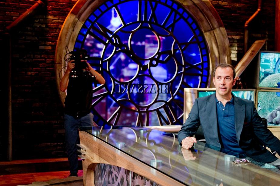 Bientôt, l'émission Pierre Brassard en direct d'aujourd'hui, diffusée... (Photothèque Le Soleil)