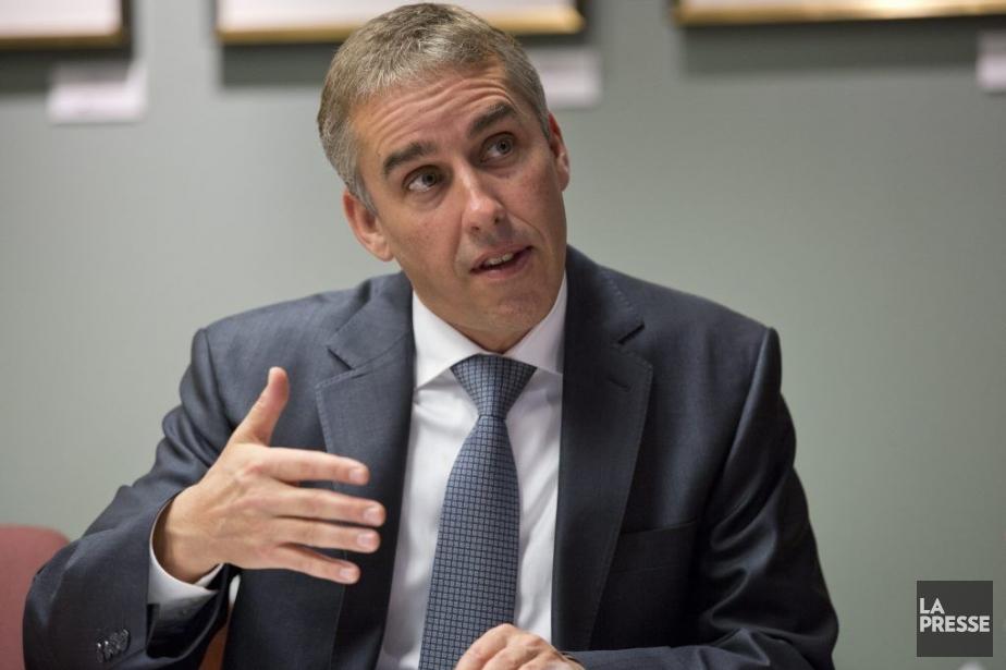 Le ministre québécois des Finances, Nicolas Marceau, sera... (Archives La Presse)