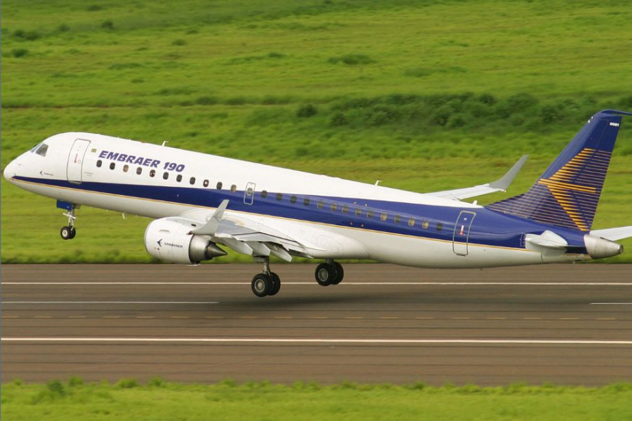 L'avionneur brésilien Embraer ( (Photo fournie par Embraer)