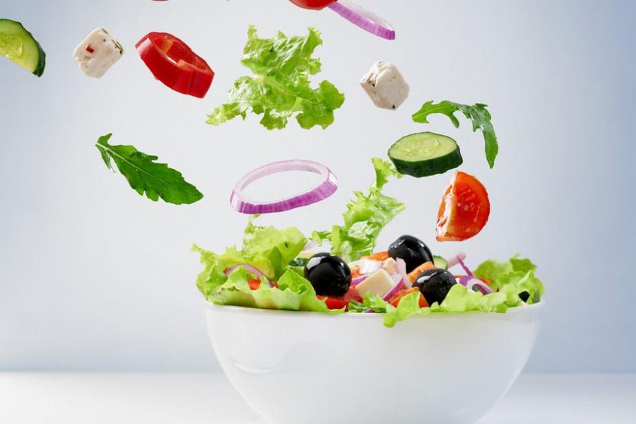 Le régime méditerranéen comprend une consommation plus importante... (Photo Yuganov Konstantin, Shutterstock)