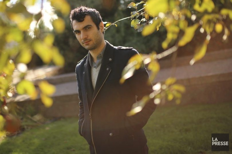 Le pianiste Tigran Hamasyan a plongé dans la... (Photo: Martin Chamberland, La Presse)