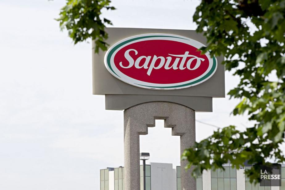Saputo ( (PHOTO ANNE GAUTHIER, ARCHIVES LA PRESSE)