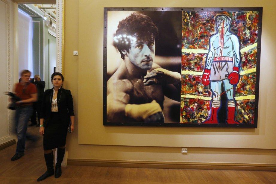 Si les curateurs et les critiques d'art de... (Photo Alexander Demianchuk, Reuters)