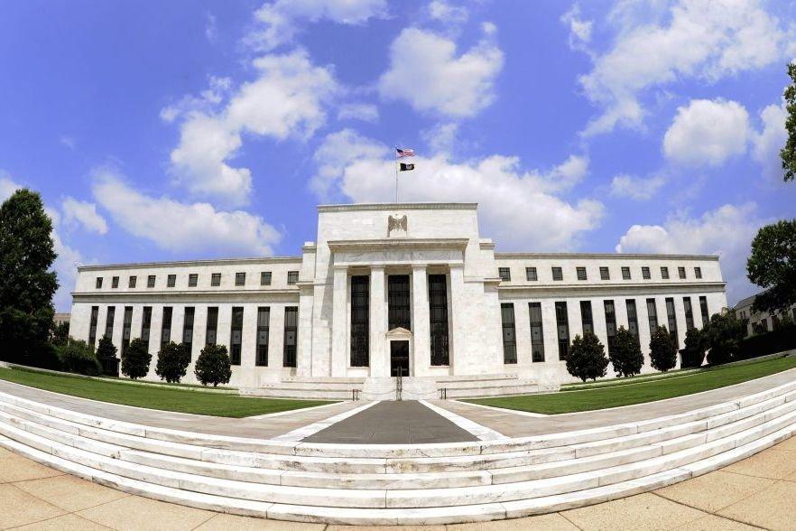 L'édifice abritant laRéserve fédérale américaine àWashington.... (PHOTO KAREN BLEIER, AFP)