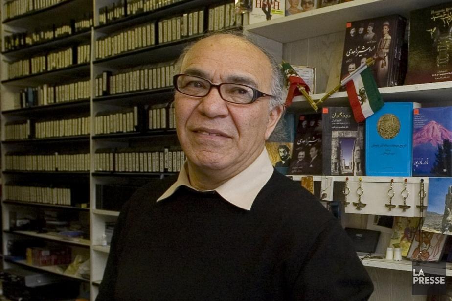 Houshang Nazemi (alias Antony Piazza), en 2006.... (Photo archives La Presse)