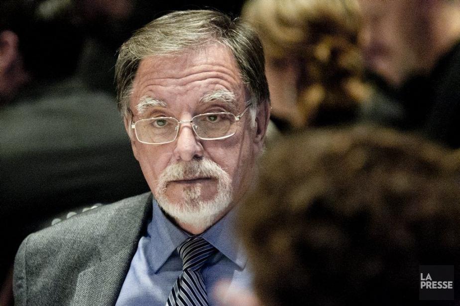 Pierre Desroches... (Photo Marco Campanozzi, La Presse)