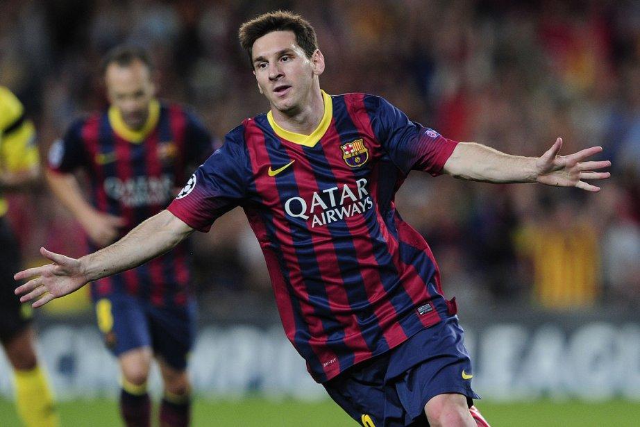 Lionel Messi a remporté les quatre derniers Ballons... (Photo Josep Lago, AFP)