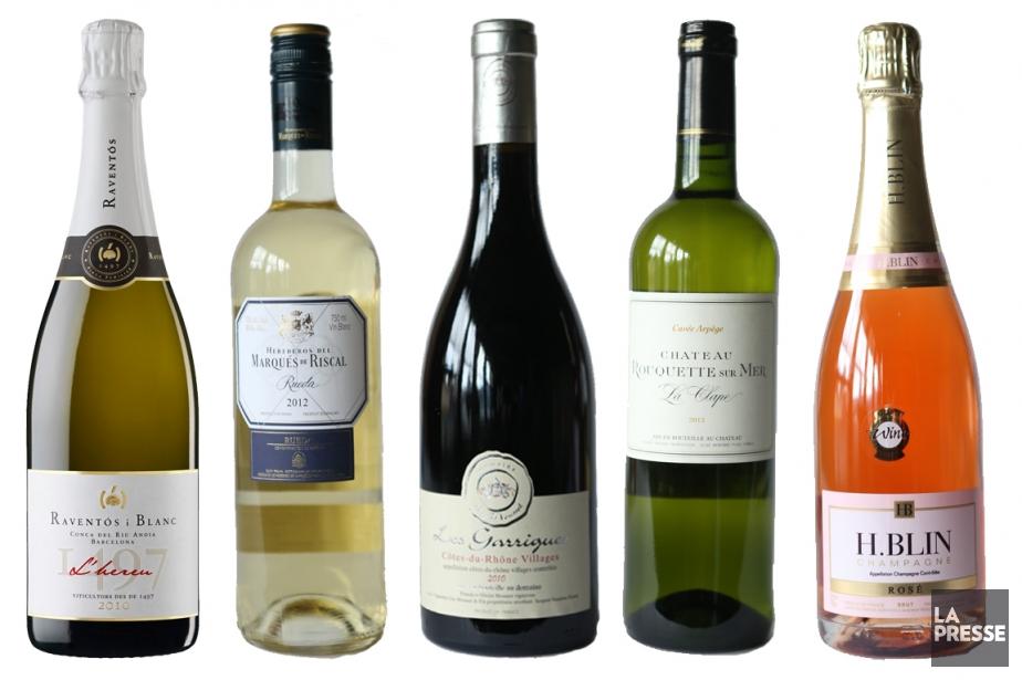 Le vin est professeur d'humilité, selon un dicton. On veut... (Photo La Presse)