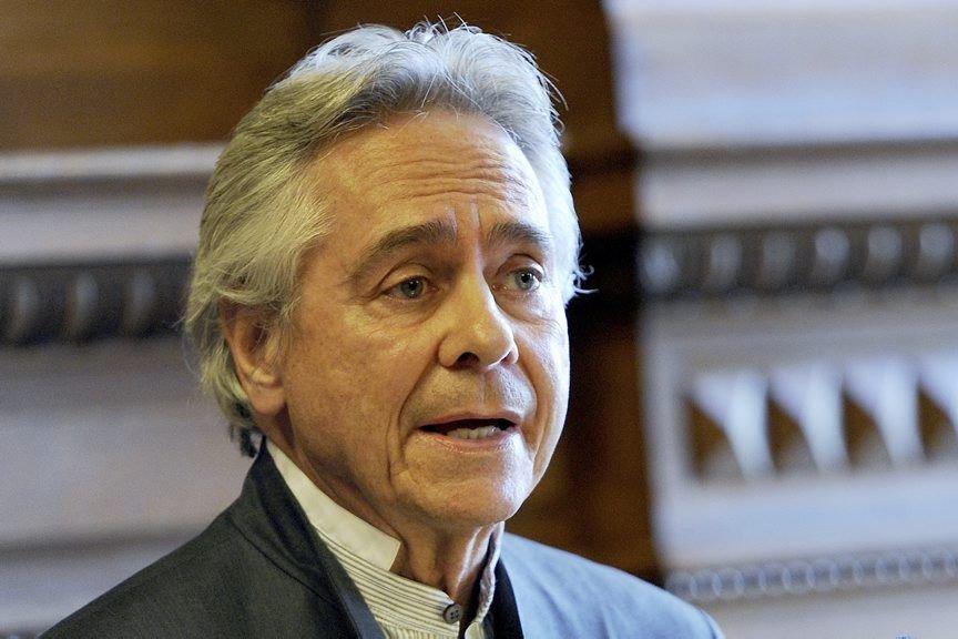 John Neumeier, directeur et chorégraphe du ballet de... (Photo: AFP)