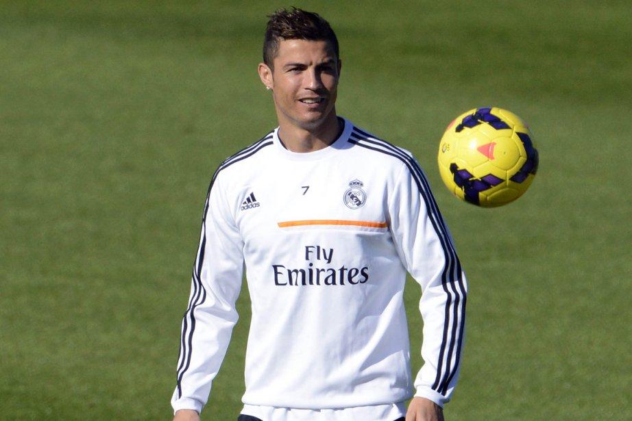 Cristiano Ronaldo... (Photo Gérard Julien, AFP)