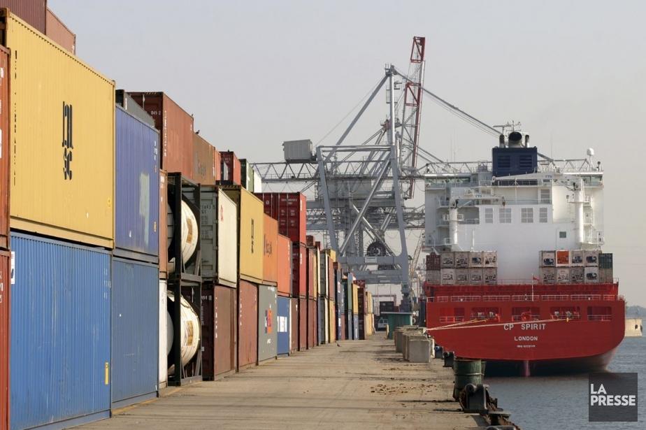 Les exportateurs du Vieux Continent épargneraient plus de... (PHOTO STÉPHANE CHAMPAGNE, ARCHIVES LA PRESSE)