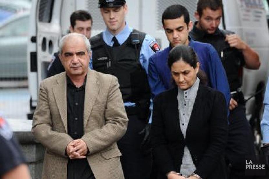 Mohammad Shafia, sa femme, Tooba Yahya, et leur... (Archives PC)