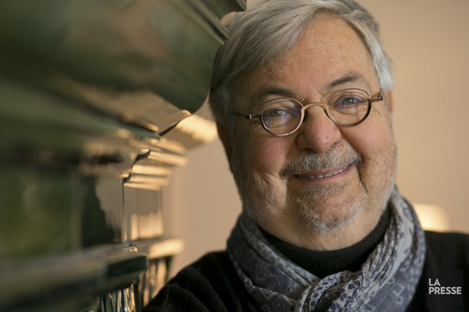 Michel Tremblay... (Photo: Hugo-Sébastien Aubert, archives La Presse)