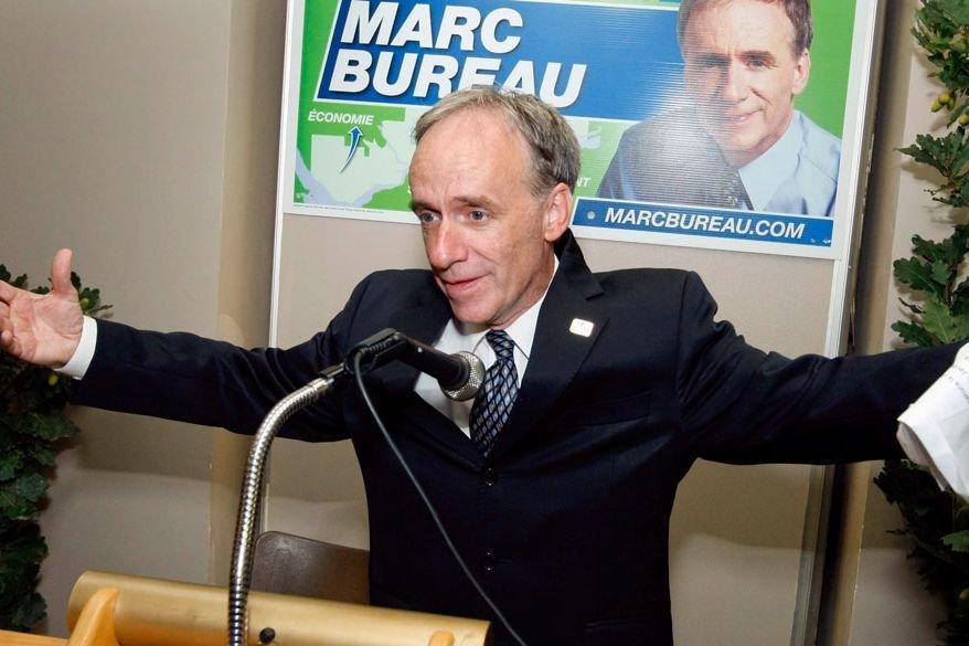 Les promesses tenues du maire bureau mathieu b langer for Bureau pro drummondville