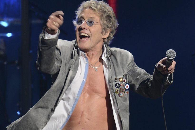 Roger Daltrey, chanteur du groupe The Who.... (Photo: archives AFP)