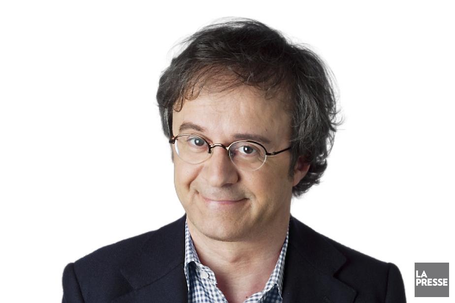 Stéphane Laporte... (Photo La Presse)