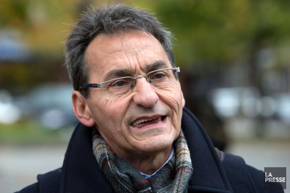 Le chef de Projet Montréal, Richard Bergeron.... (Photo Robert Skinner, La Presse)
