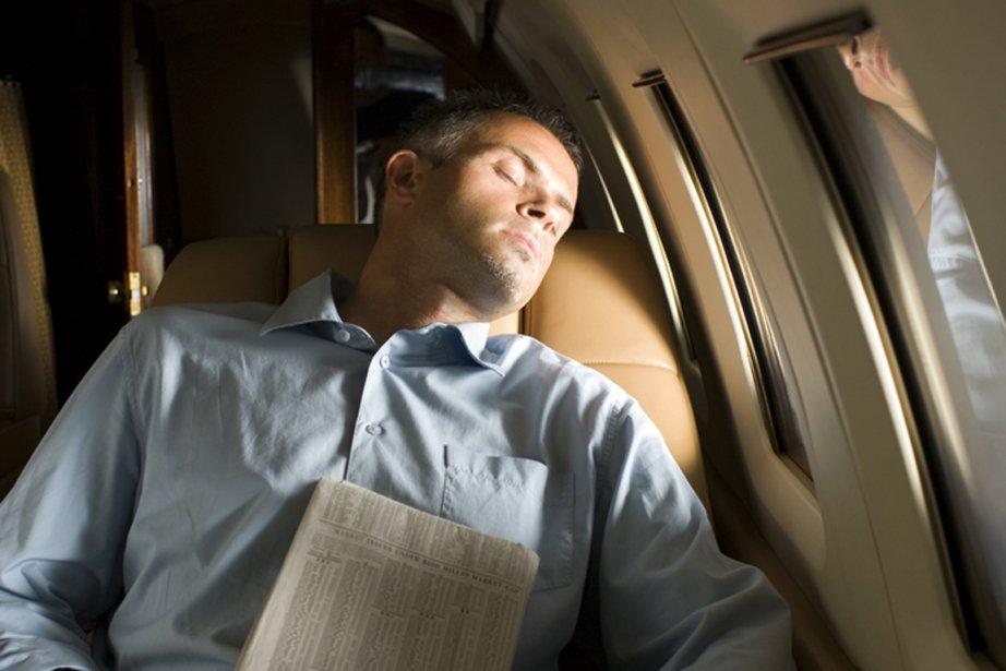 Pour les voyageurs qui s'entassent en classe... (Photo shutterstock.com)