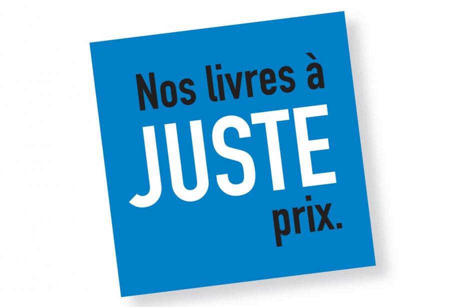 Refusant de lâcher... (Photo fournie par l'Association des libraires du Québec)