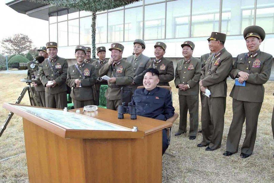 La Corée du Nord s'avère l'un des pays... (Photo AFP)