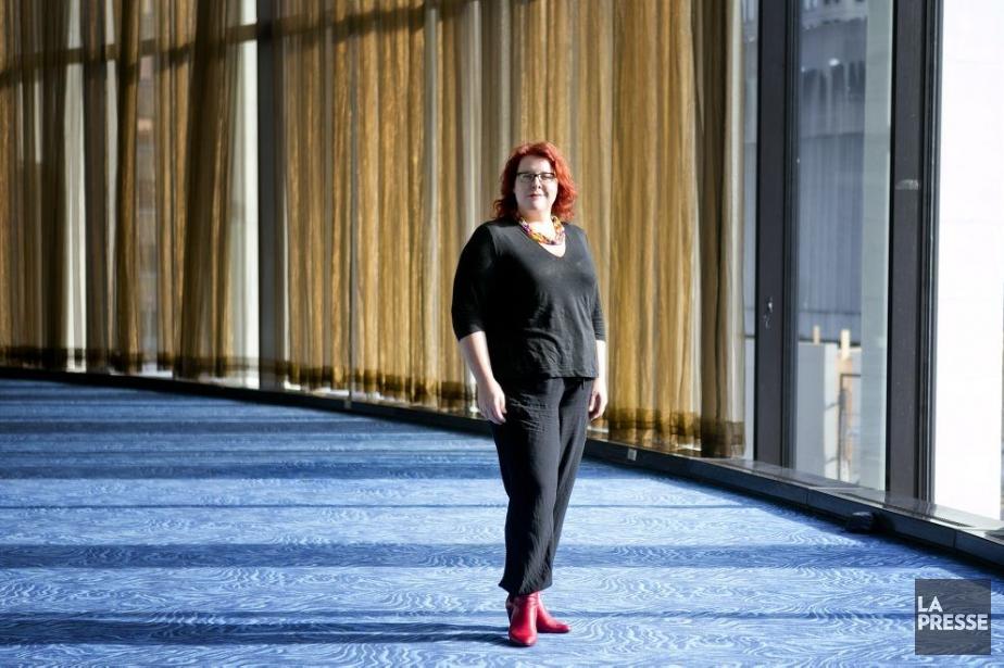 La contralto Marie-Nicole Lemieux, chanteuse lyrique québécoise la... (PHOTO MARCO CAMPANOZZI, LA PRESSE)