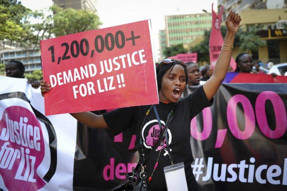 L'agression de la jeune filleidentifiée sous le pseudonyme... (Photo AP)