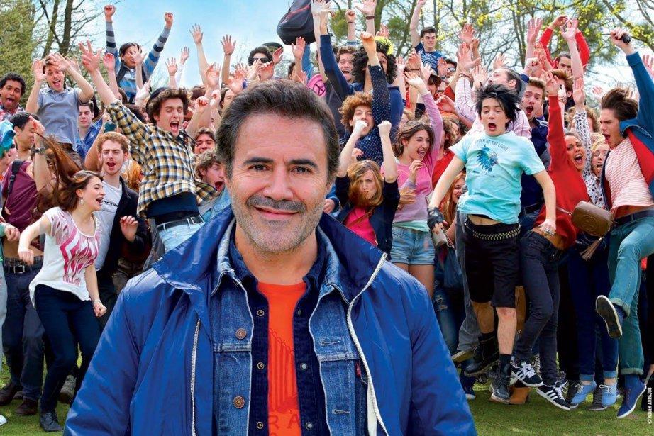 Fonzymet en vedette José Garcia.... (PHOTO FOURNIE PAR LA PRODUCTION)