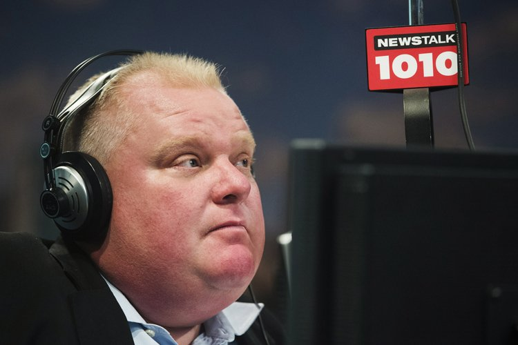 C'est au cours d'une émission de radio qu'il... (Photo: archives PC)