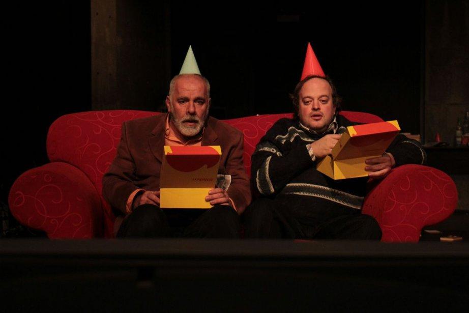 Adaptation (très) libre du chef-d'oeuvre d'Anton Tchekhov, Andreï... (Photo: fournie par la production)
